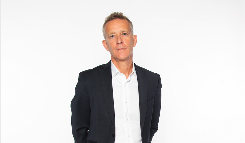 Jonathan Hill is the new chief executive of the FAI ©FAI
