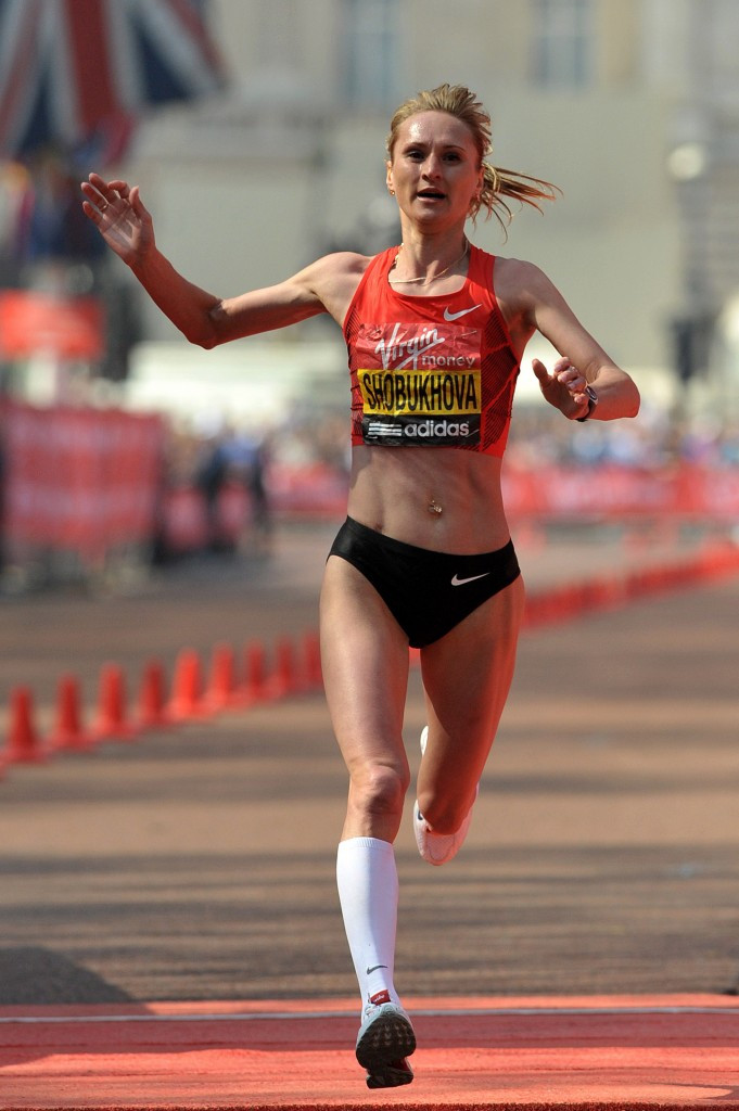 Richard Pound's words come after three IAAF officials were handed life bans for covering up doping failures by Russian marathon runner Liliya Shobukhova ©Getty Images