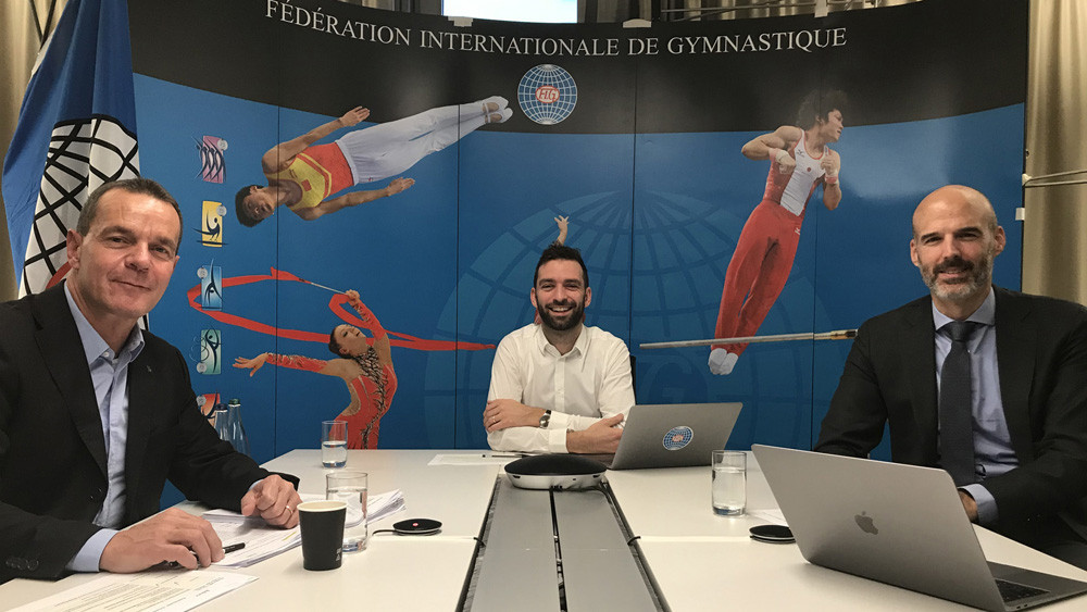Proposals to tackle gymnastics' culture failings discussed during FIG conference