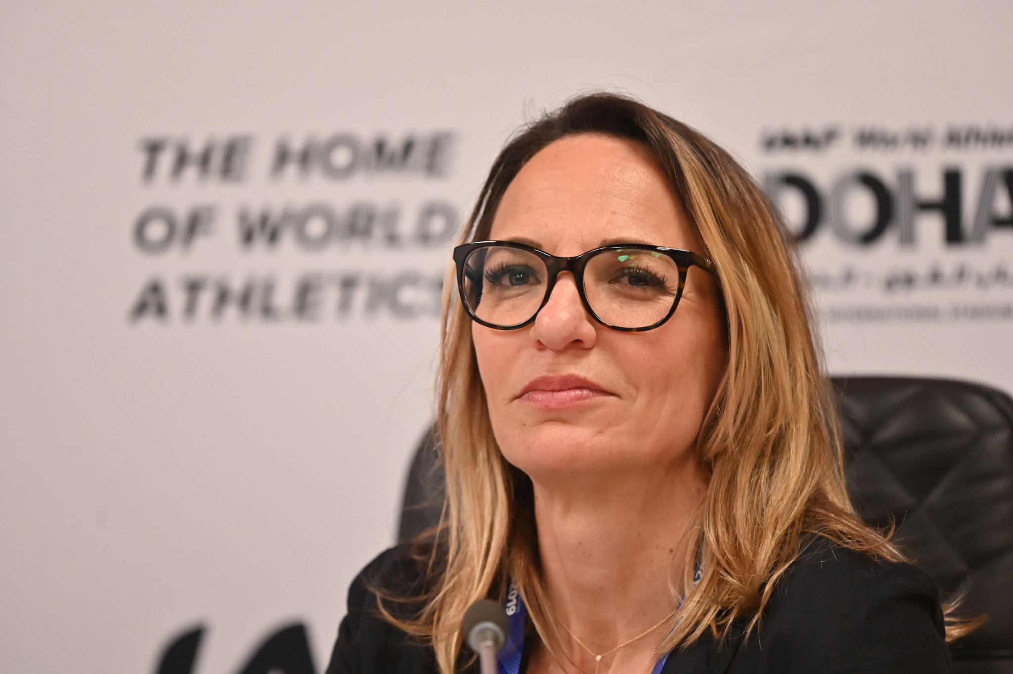 Ximena Restrepo is one of three independent members of the Reform and Governance Commission ©World Athletics