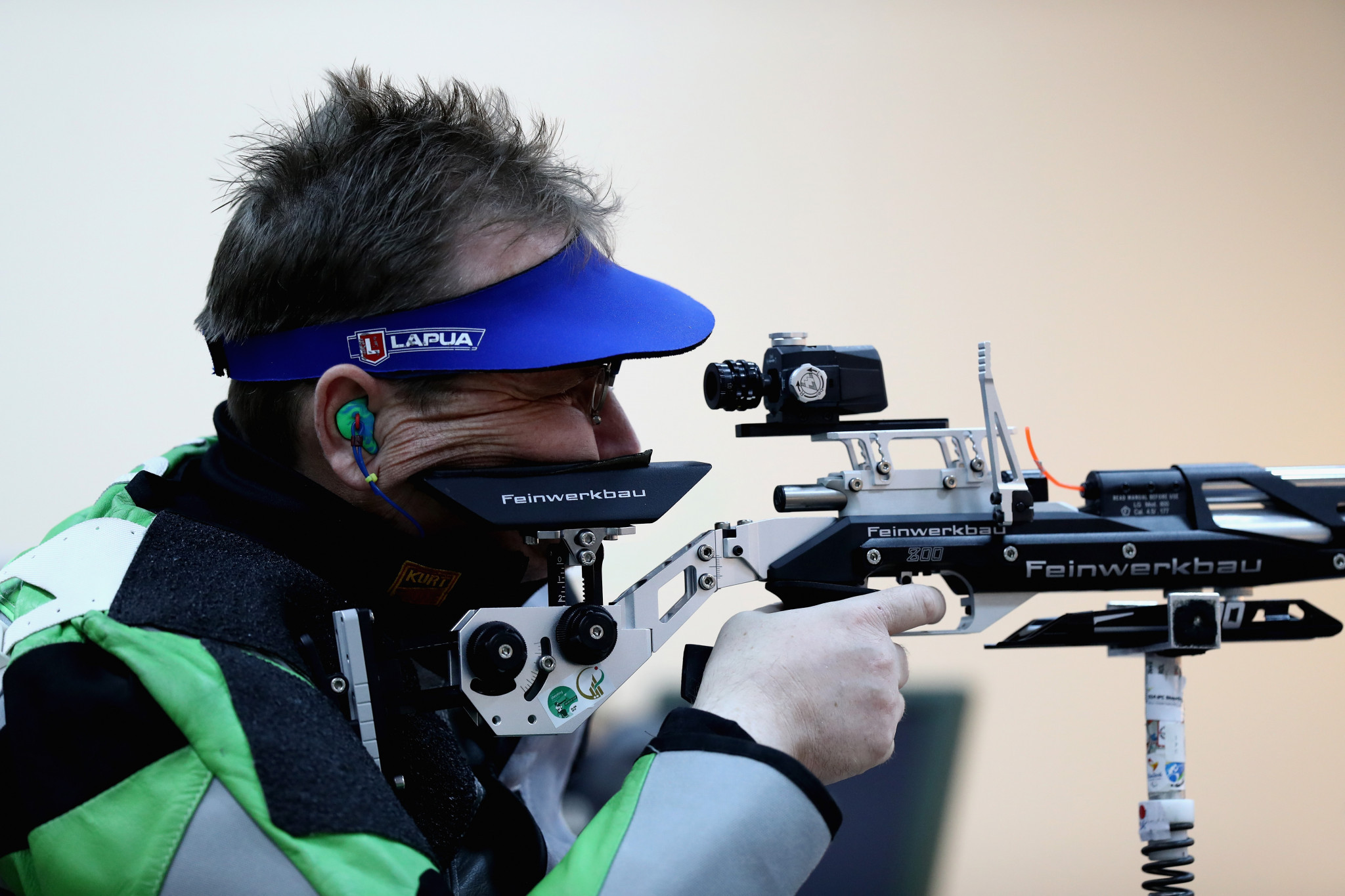 World Shooting Para Sport planning to make changes for Los Angeles 2028 programme
