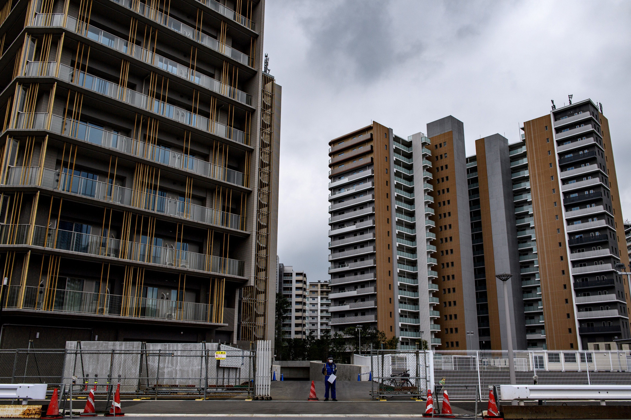 """Tokyo 2020 Athletes' Village to have """"health base"""" for COVID-19 infections"""