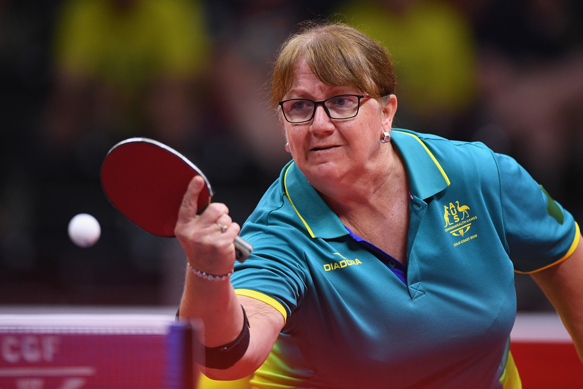 Andrea McDonnell represented Australia at the Gold Coast 2018 Commonwealth Games and the Rio 2016 Paralympic Games ©Getty Images