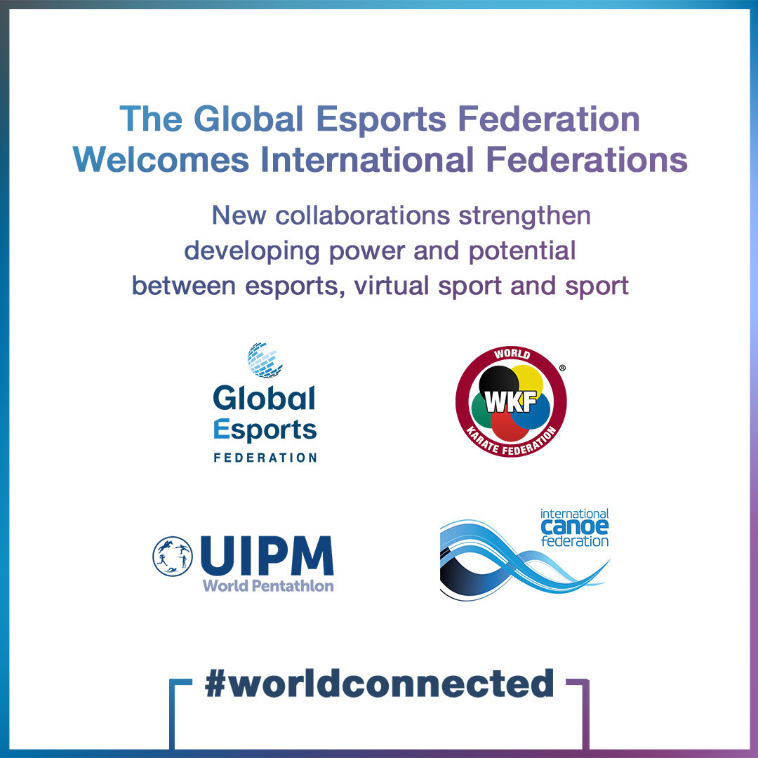 Several Olympic sports have become members of the Global Esports Federation ©GEF
