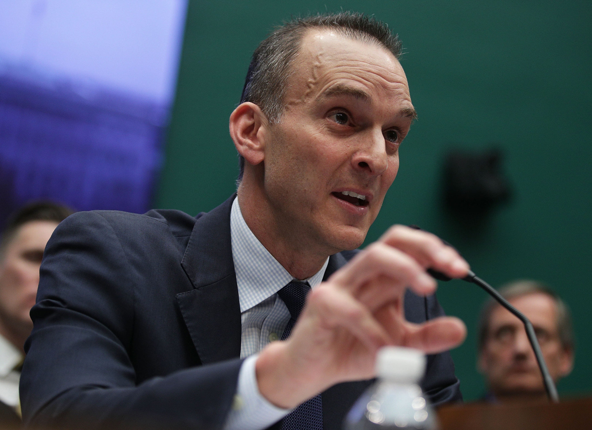USADA chief executive Travis Tygart criticised the doping system after Jamie Brown's violation was found to be a result of contaminated medication ©Getty Images
