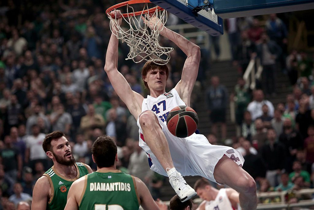 The argument that collective sanctions by WADA will affect innocent Russian athletes, strongly put by former NBA star Andrei Kirilenko last week, is likely to form a strong part of the RUSADA case when it prosecutes its appeal to the Court of Arbitration for Sport from November 2 to 5 ©Getty Images
