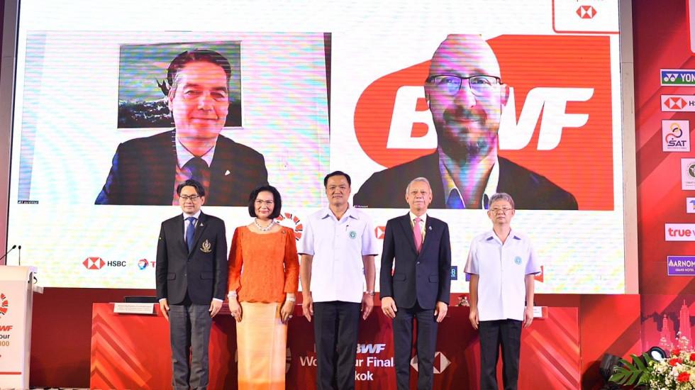 "BWF President claims Asian leg of World Tour will ""kickstart"" return of international badminton"