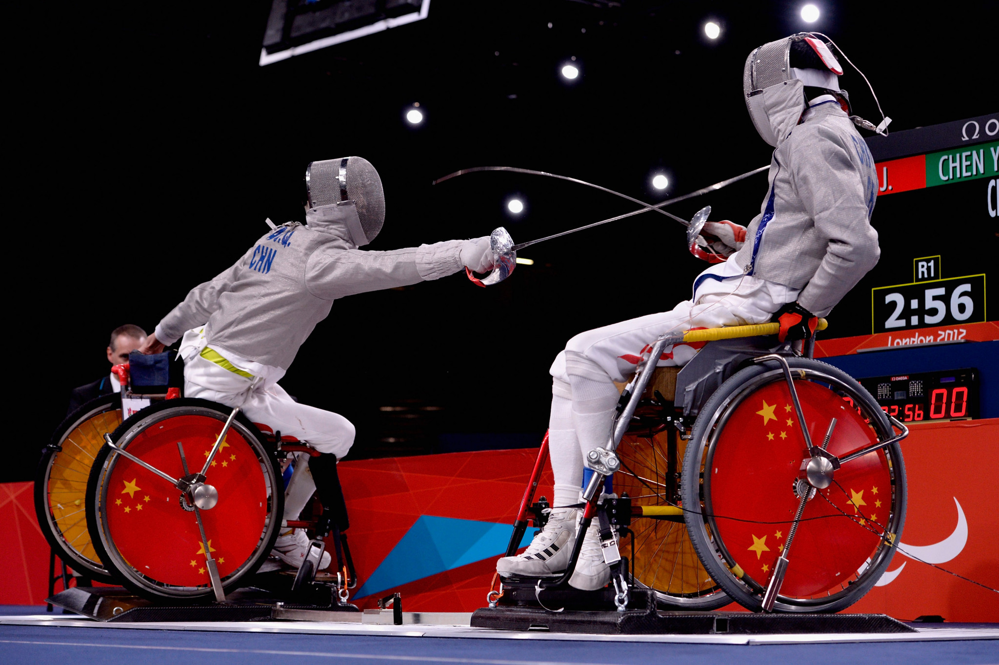 The IWAS Wheelchair Fencing Asian Championships in Thailand have been moved to April ©Getty Images