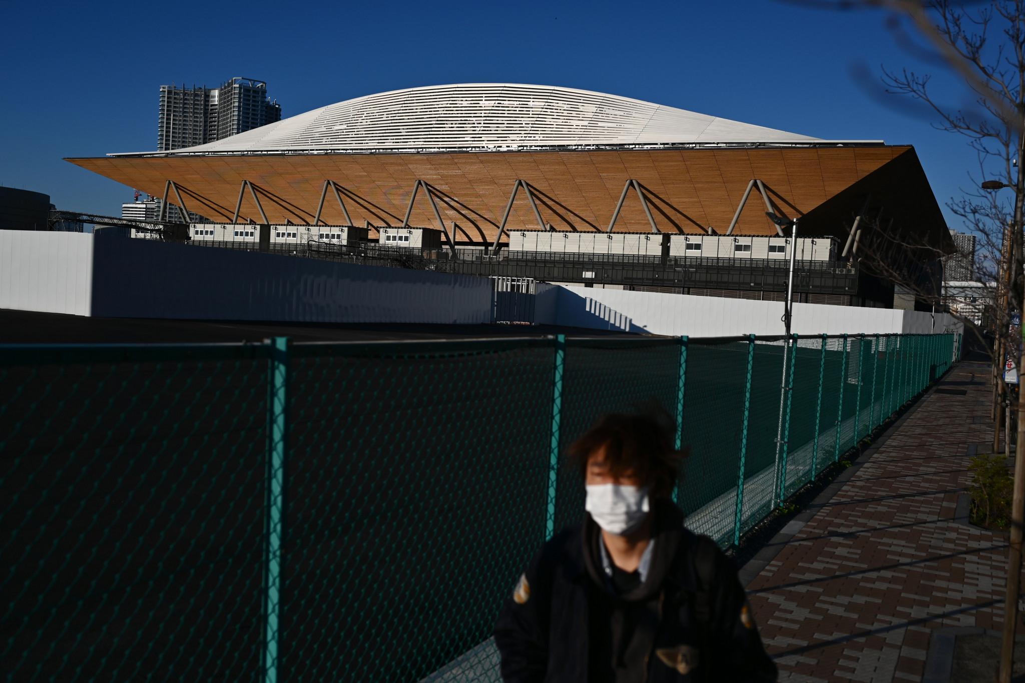 Tokyo 2020 venue for gymnastics and boccia wins environment award