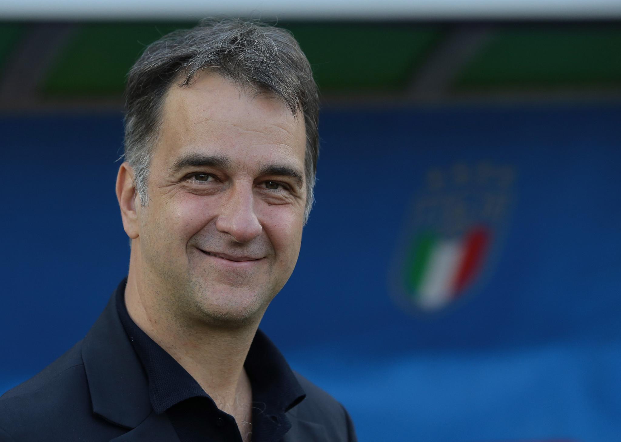 UEFA vice-president Uva steps down