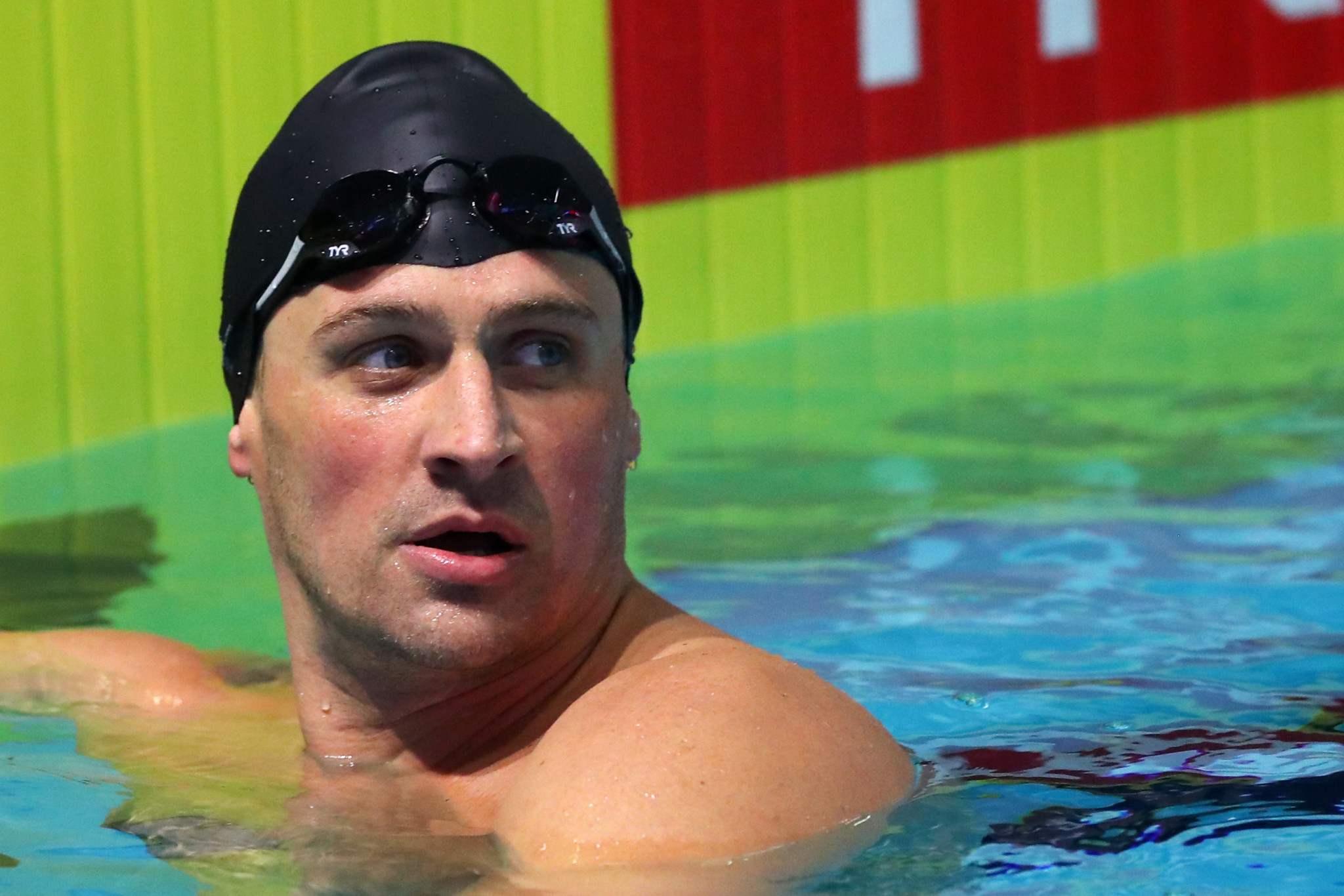 Lochte eyeing busy schedule at US Olympic swimming trials