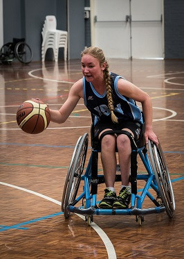 """Wheelchair basketball star Cronje """"nervous"""" and """"excited"""" about competing at Paralympics"""