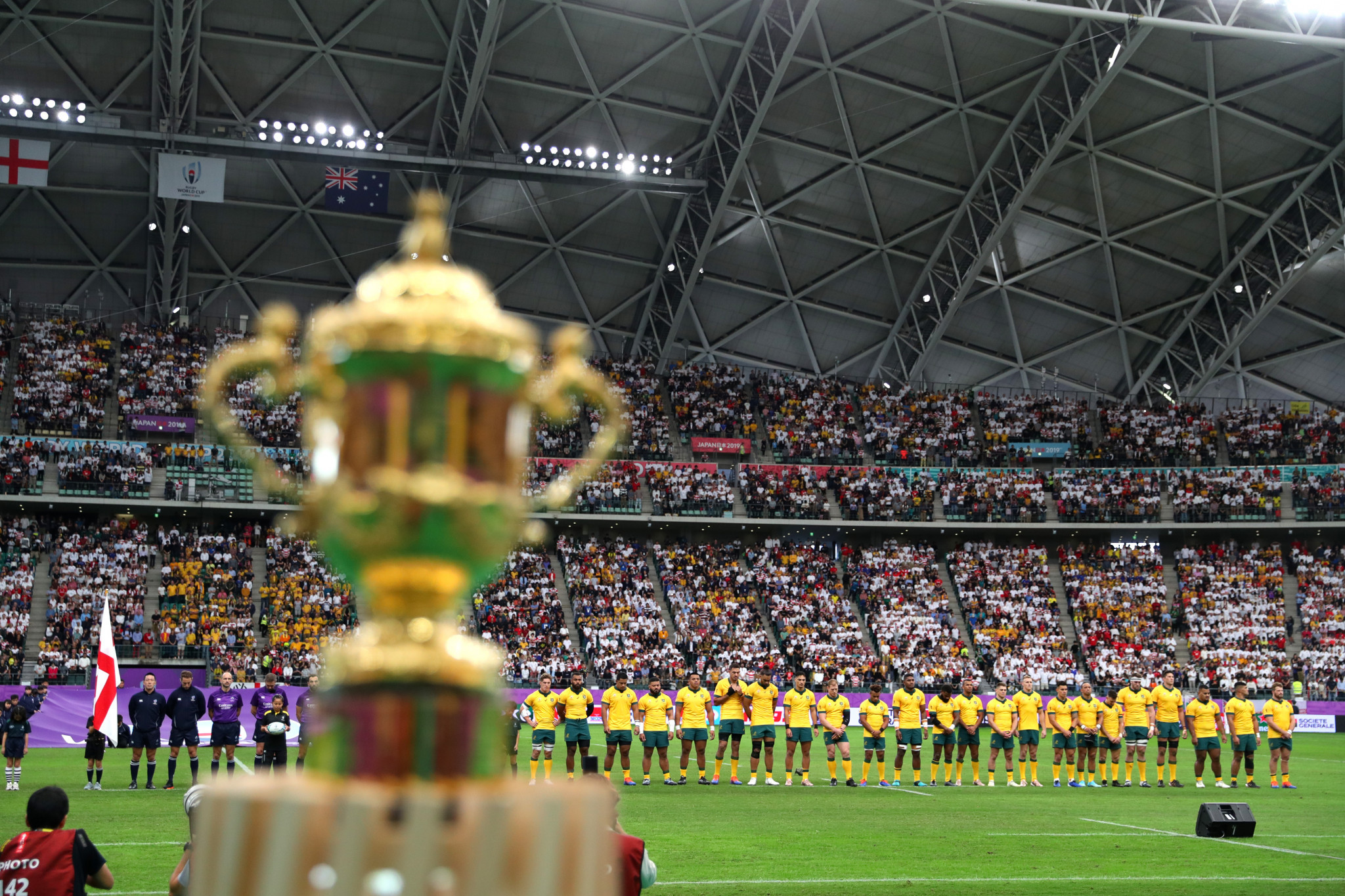 Australia's 2027 Rugby World Cup bid boosted by multi-million dollar funding injection