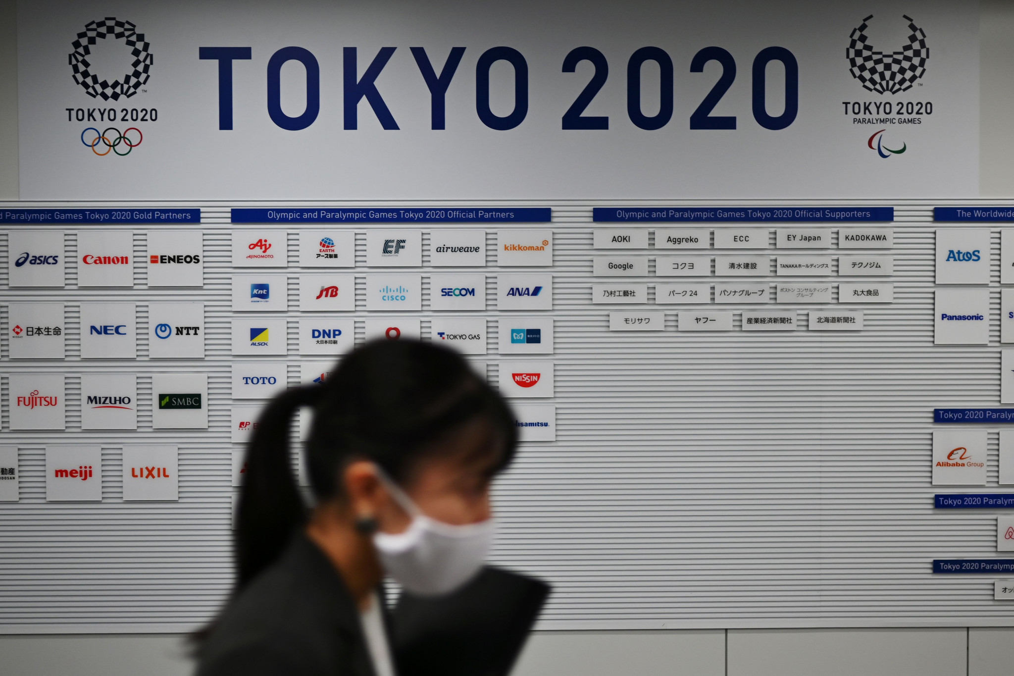 Tokyo 2020 was left with a sponsorship dilemma after the Games were postponed ©Getty Images
