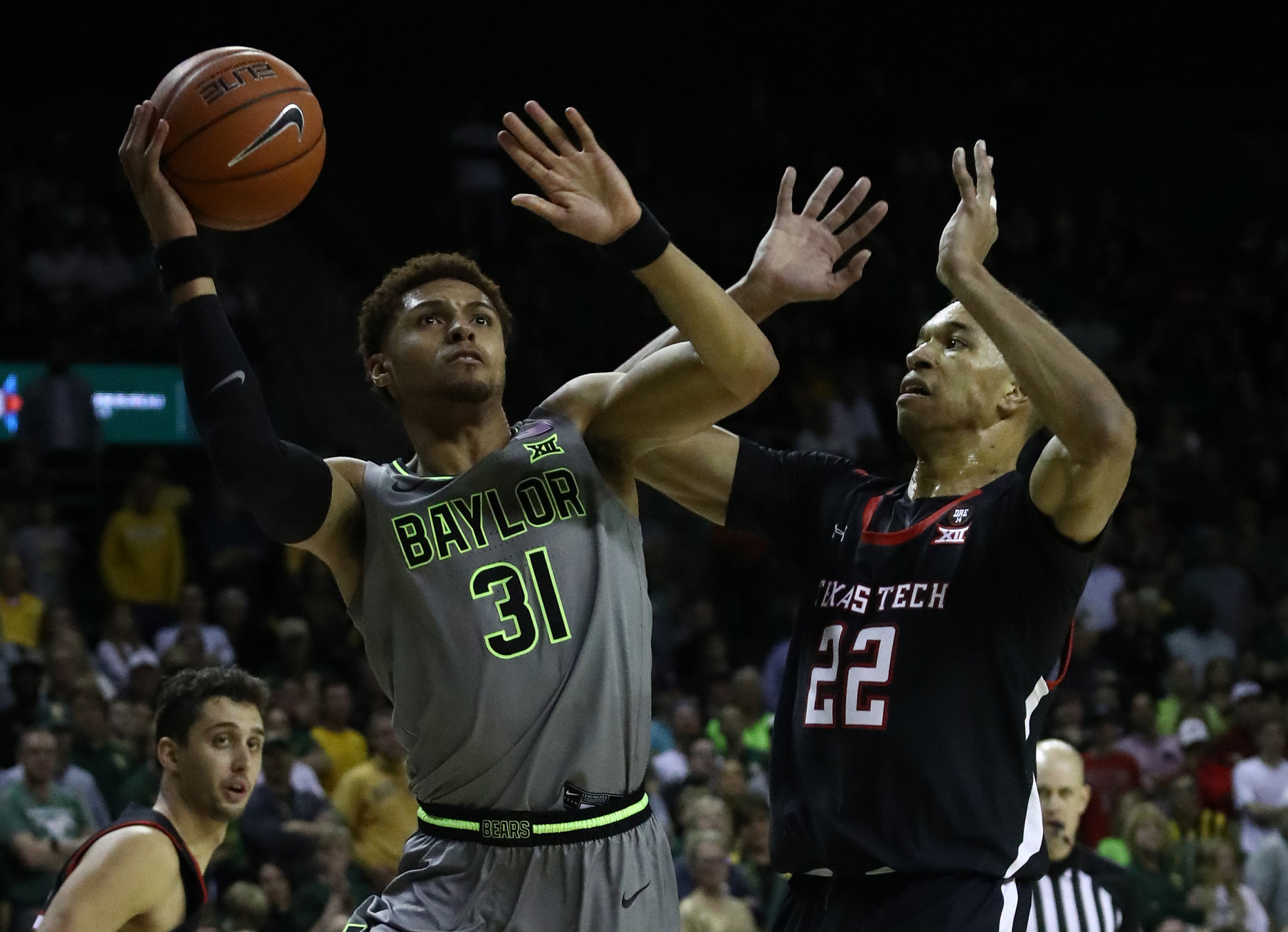 Baylor Bears will hope to continue United States medal success in the basketball event ©Getty Images