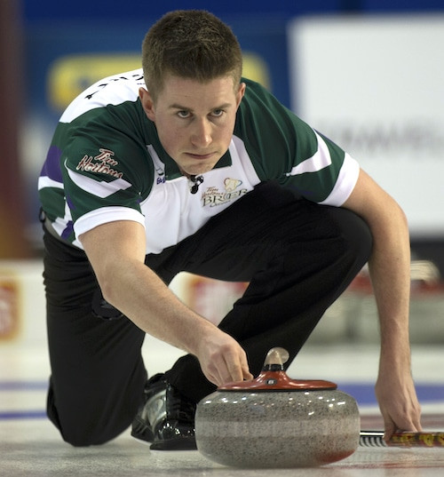 Canadian curler Doherty turns to children's television during pandemic