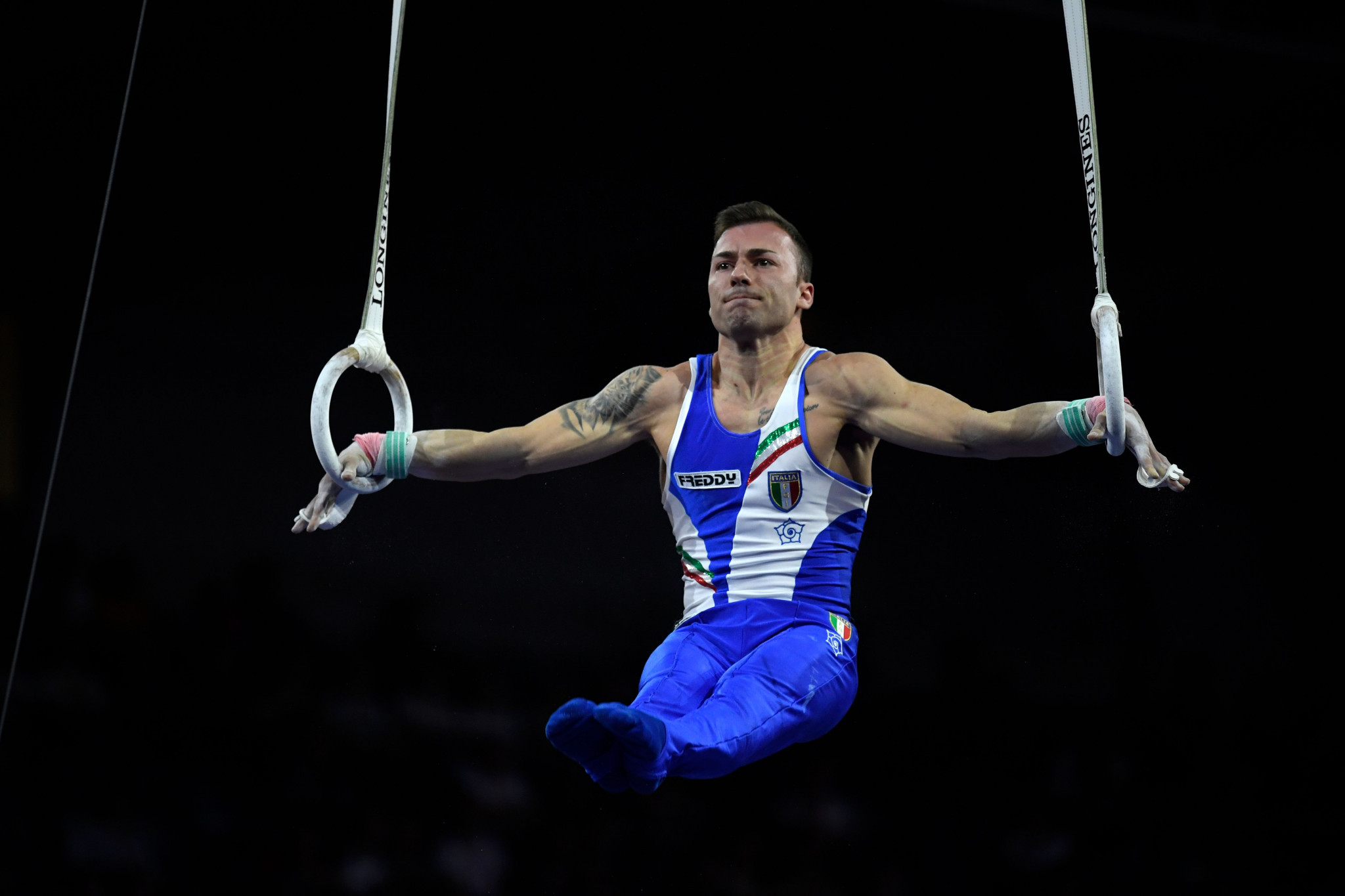 Italy became the latest country to withdraw from the European Artistic and Rhythmic Gymnastics Championships ©Getty Images