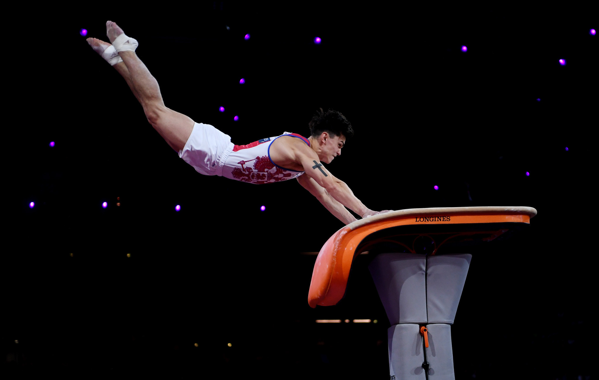 Russia has also pulled out of the European Artistic and Rhythmic Gymnastics Championships ©Getty Images