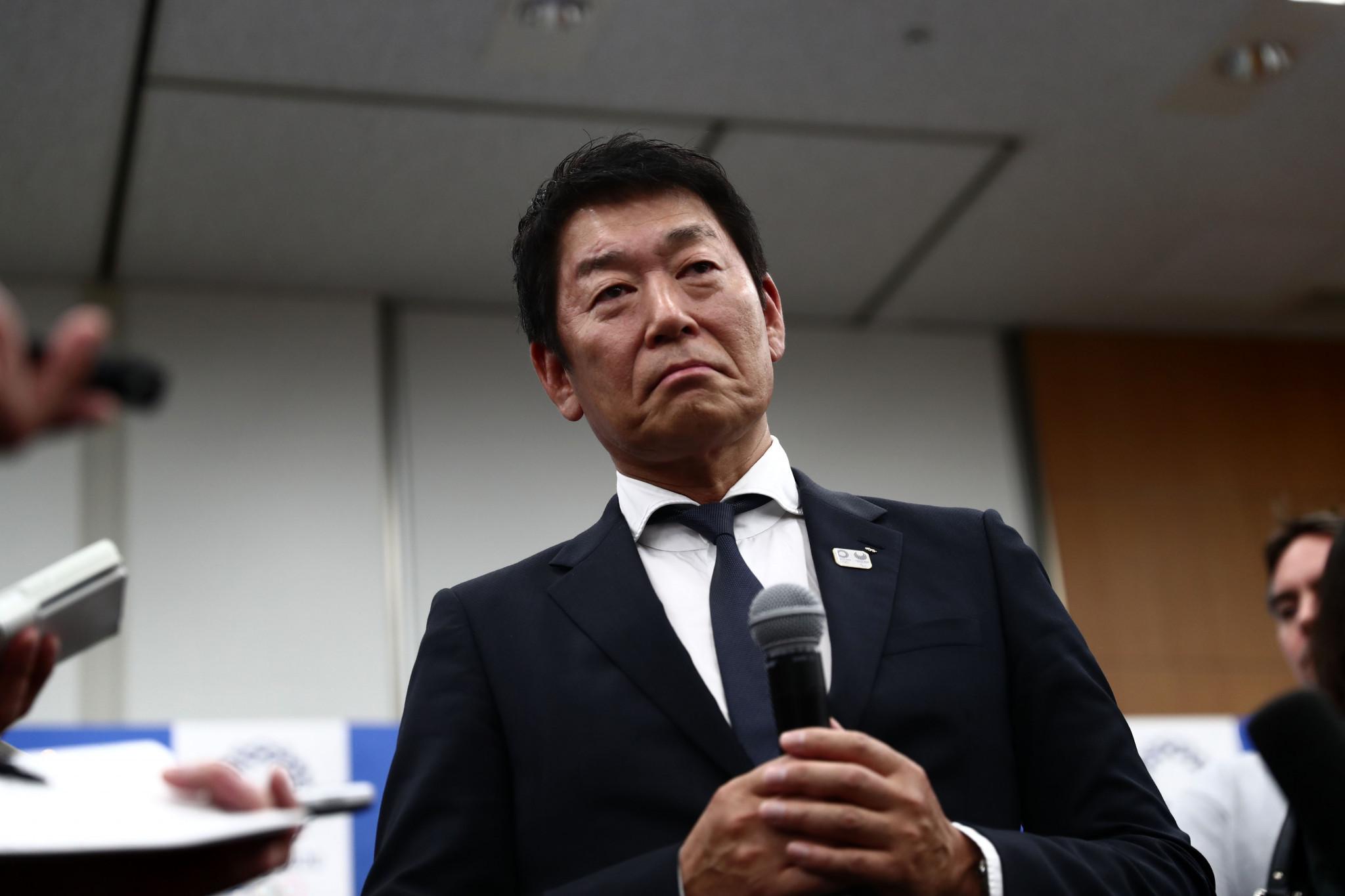 "FIG President Watanabe says ""world will be watching"" gymnastics return in Tokyo"