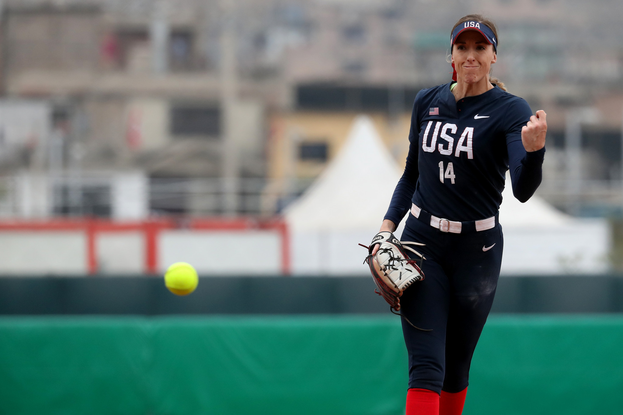 USA Softball hopes the programme will help identify athletes for the national team ©Getty Images