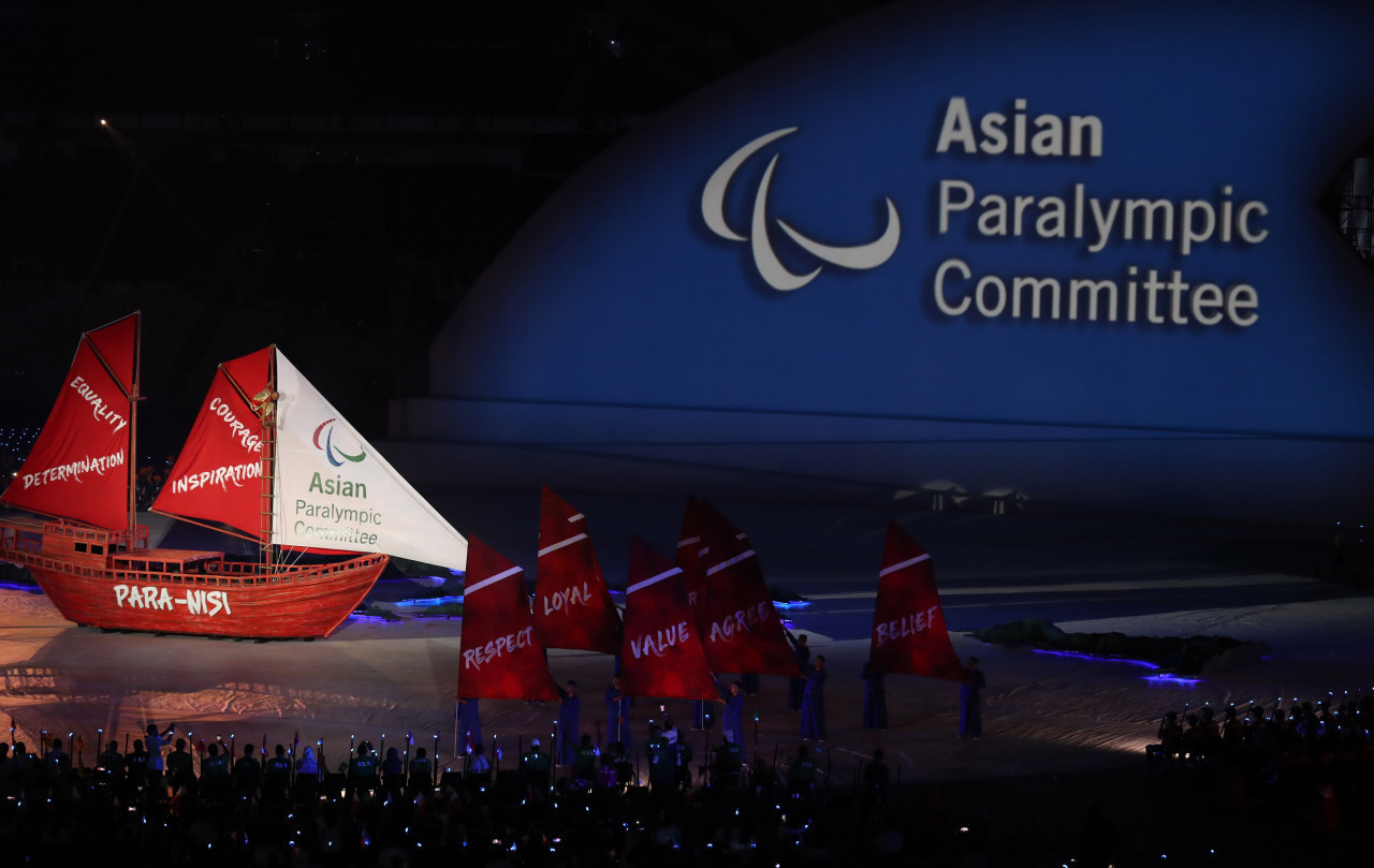 Asian Paralympic Committee announces speakers for Athletes' Forum