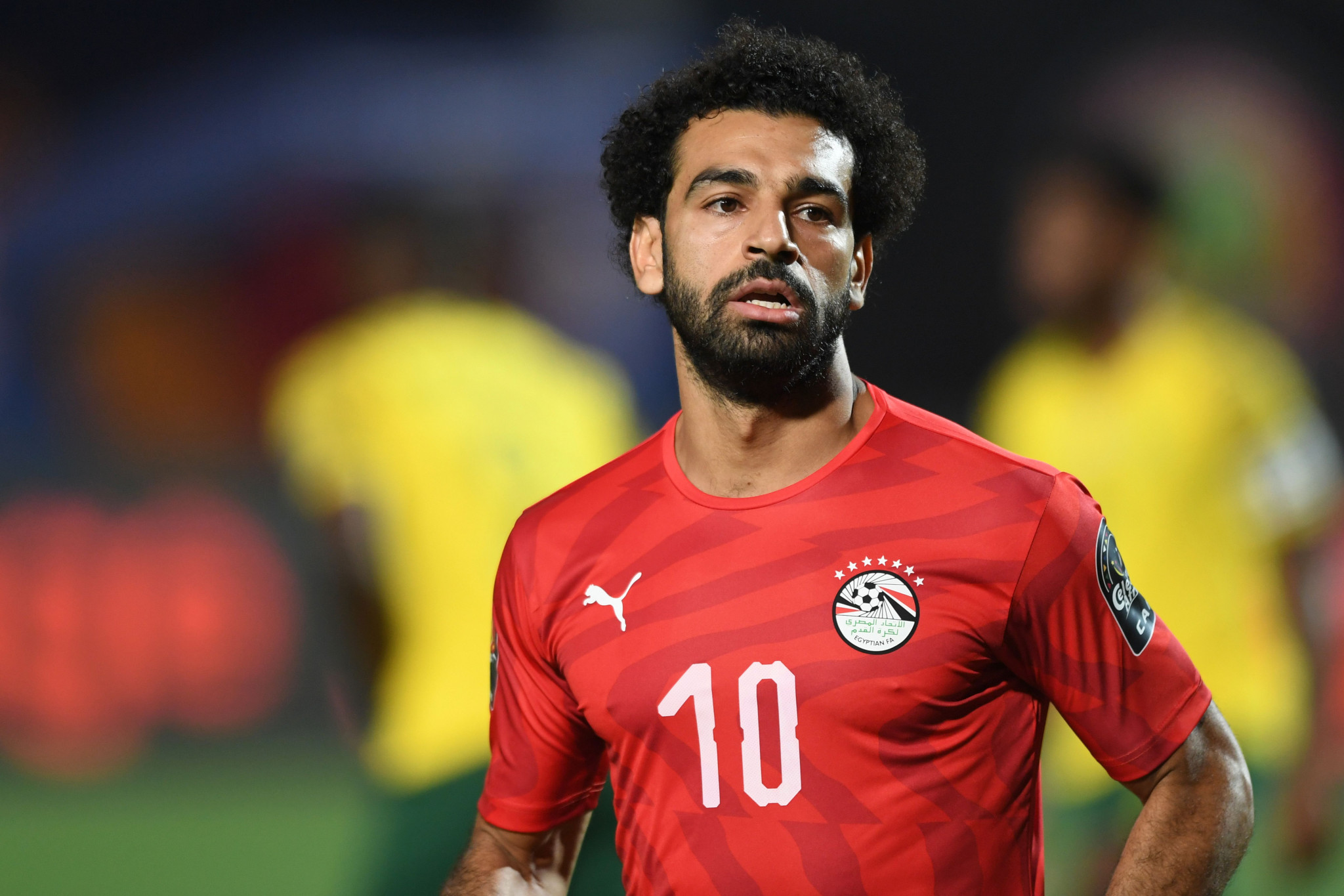 Mohamed Salah could compete for Egypt at Tokyo 2020 ©Getty Images