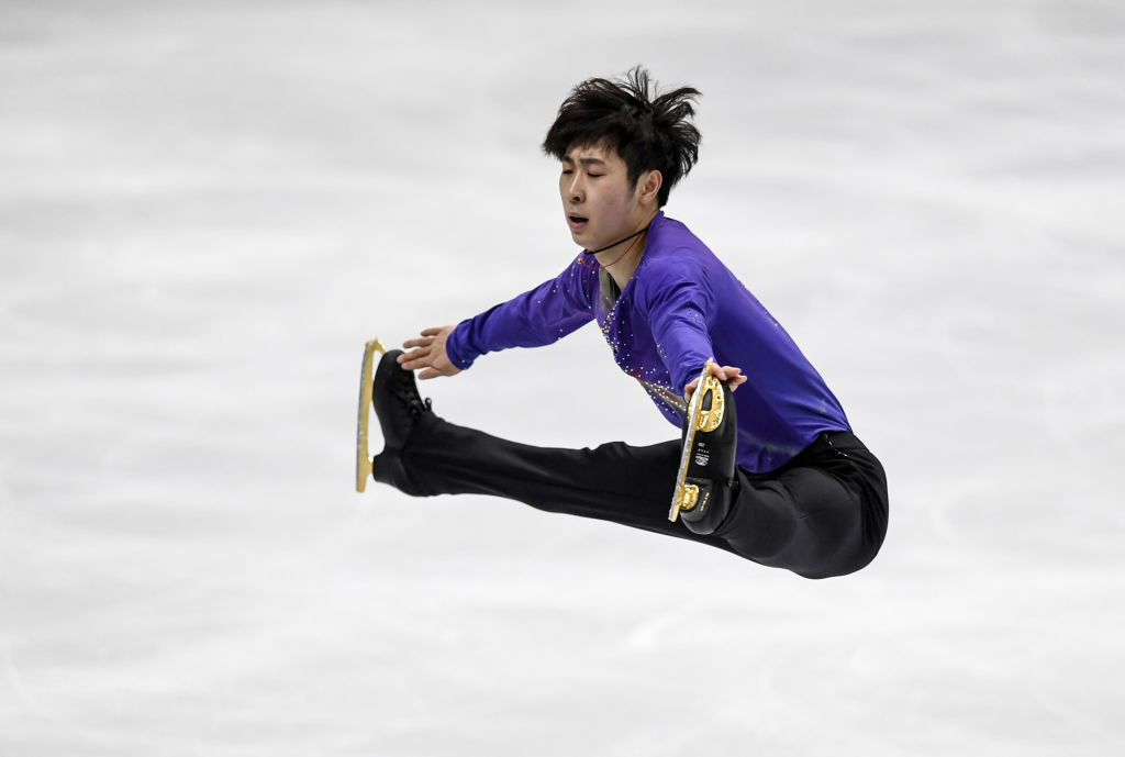 Home skaters out for glory at ISU Grand Prix of Figure Skating event in China