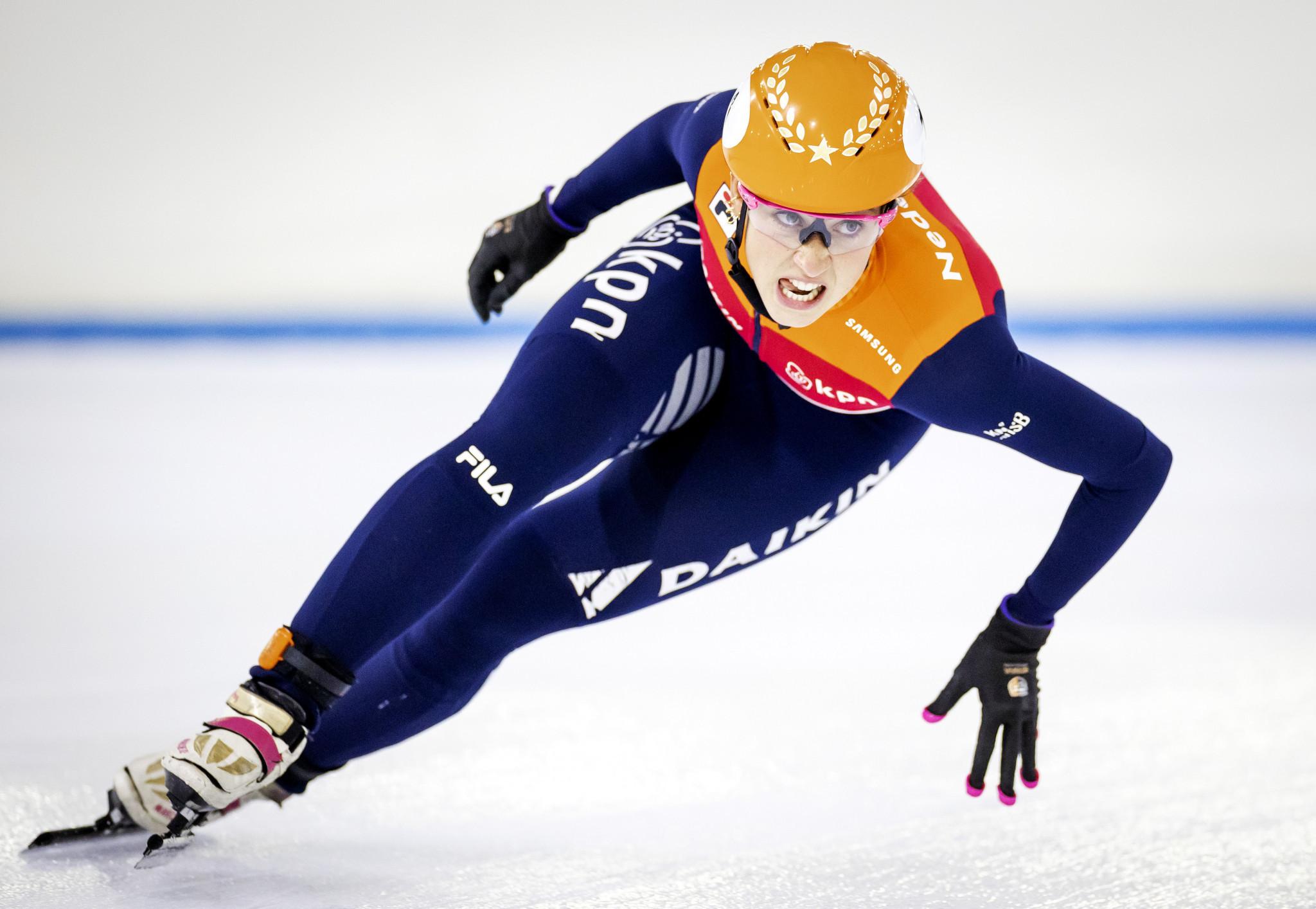ISU European Short Track Championships underway in Gdańsk