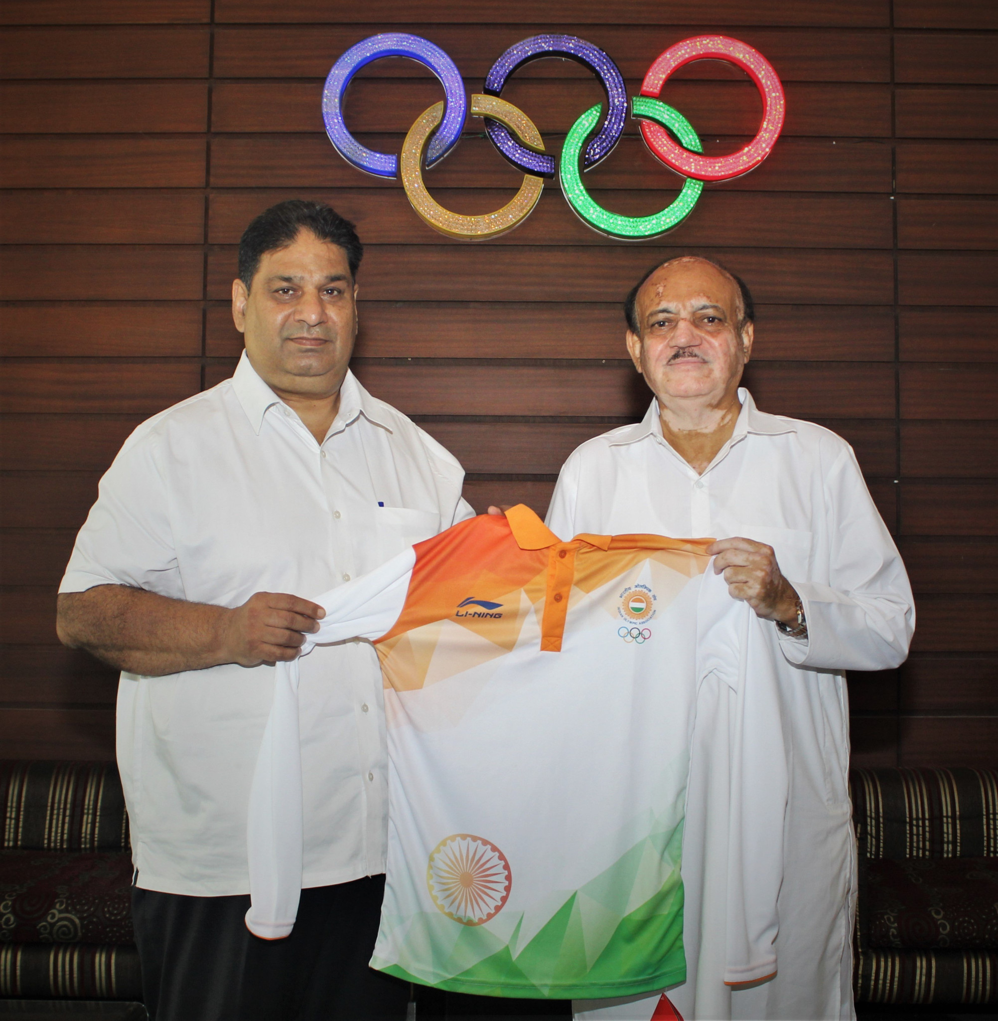 Indian Olympic Association official tests positive for COVID-19