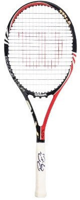 Federer racket used in 2011 French Open final defeat auctioned for record sum