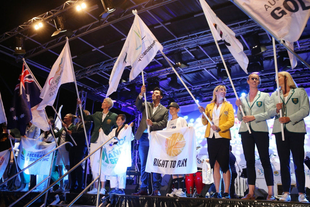 The United Through Sports Youth Festival, which took place on the Gold Coast last year, will assume a virtual form this month and will be an online presence worldwide post COVID- 19, says UTS President Stephan Fox ©UTS