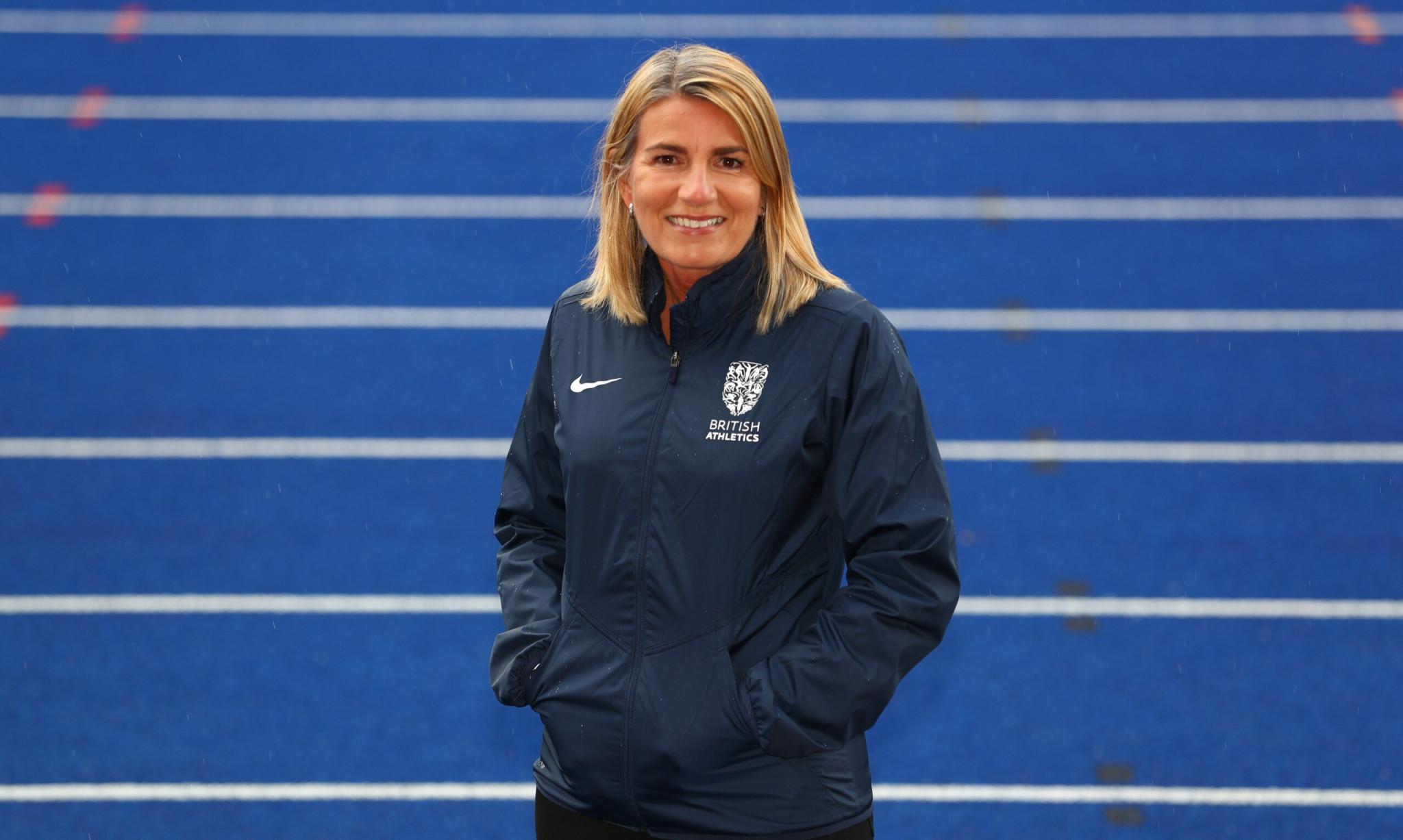 UK Athletics chief executive Joanna Coates claims the blueprint will improve how the sport is governed ©UK Athletics
