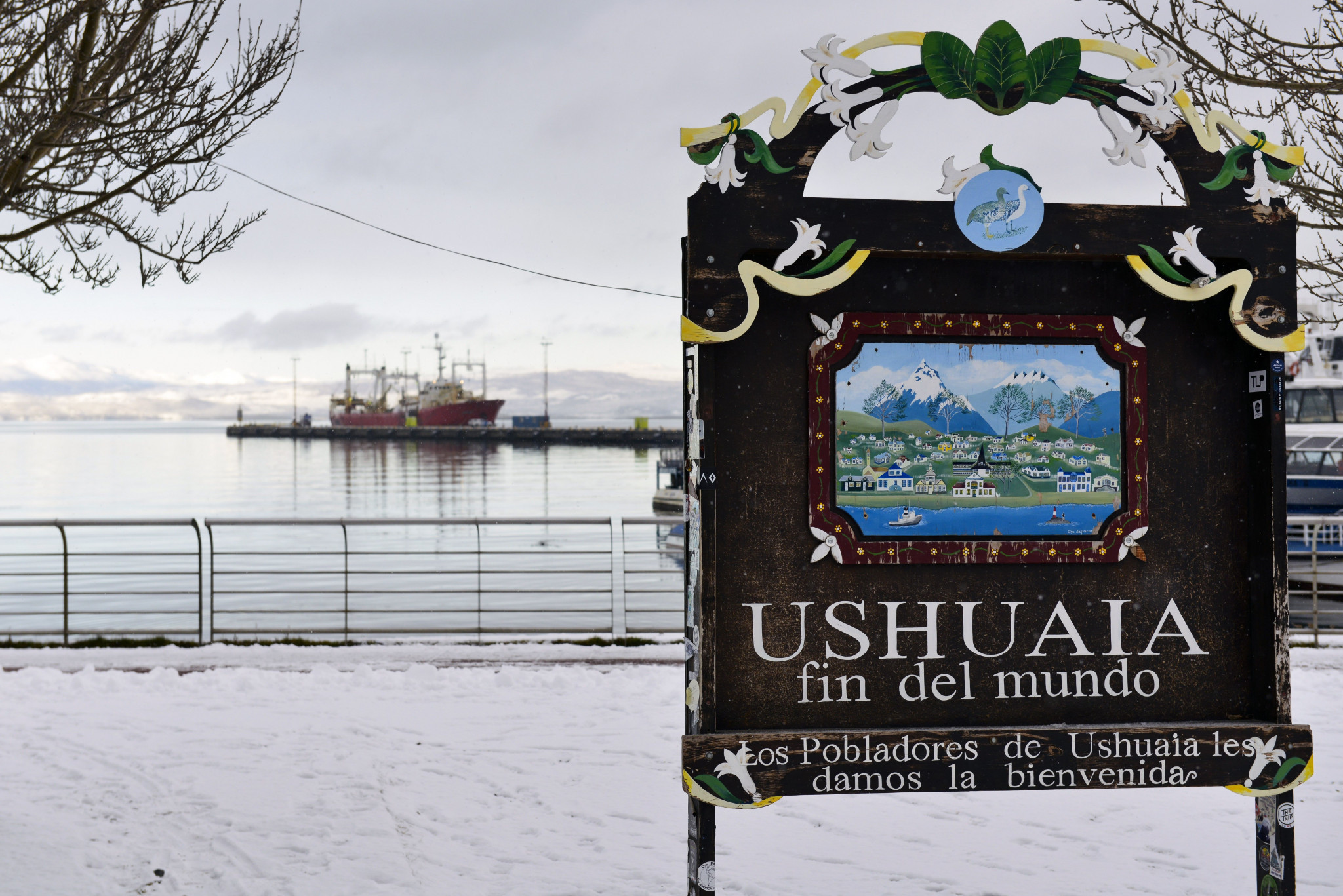 Nicolas Badaracco is aiming to grow Para ice hockey in the city of Ushuaia ©Getty Images