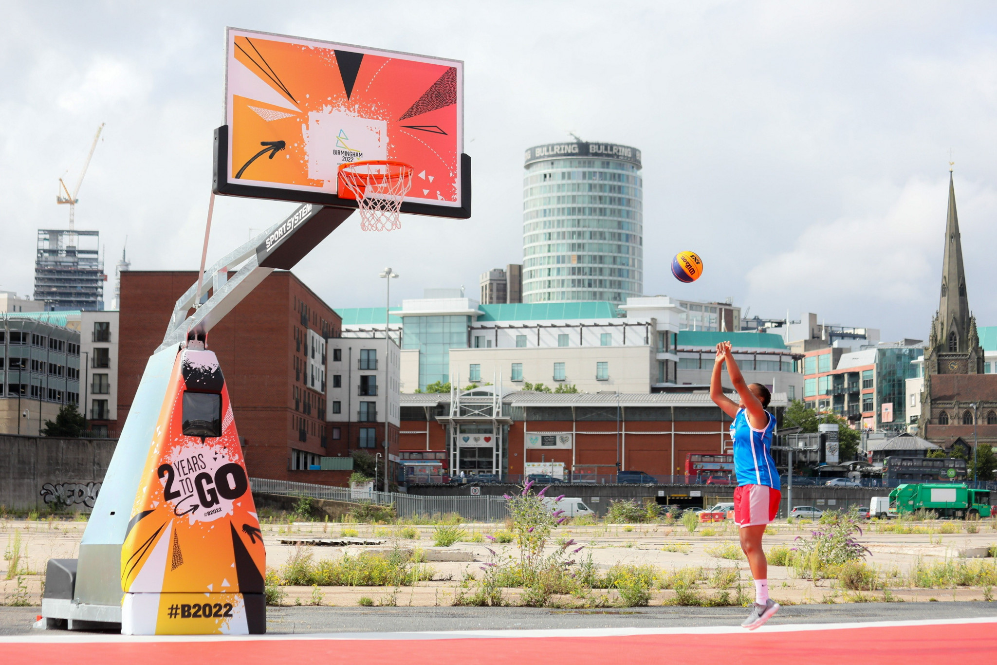 Advertising and trading will be restricted in and around locations set to be used for the Birmingham 2022 Commonwealth Games ©Birmingham 2022