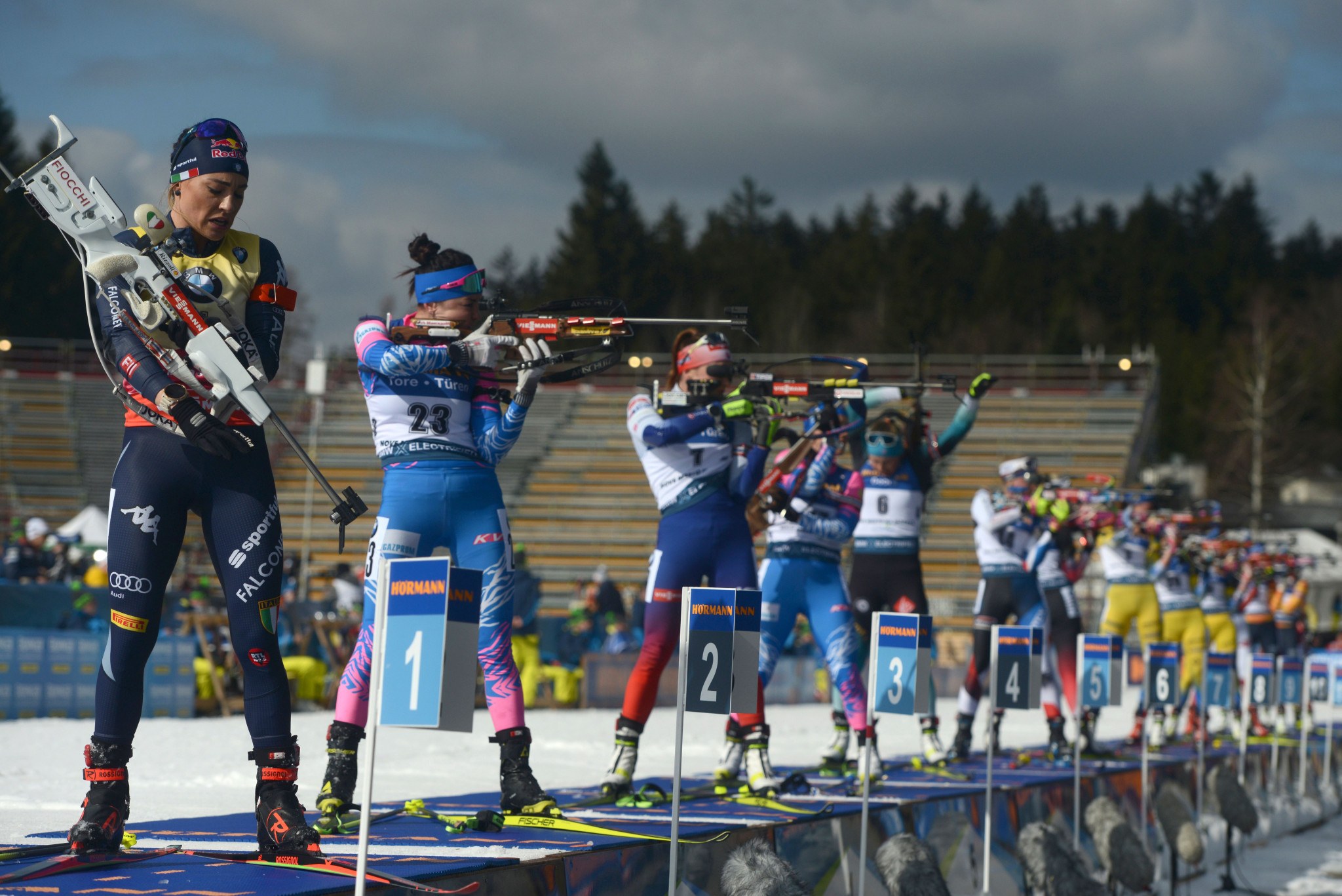 The IBU Congress is scheduled to take place on Saturday virtually ©Getty Images