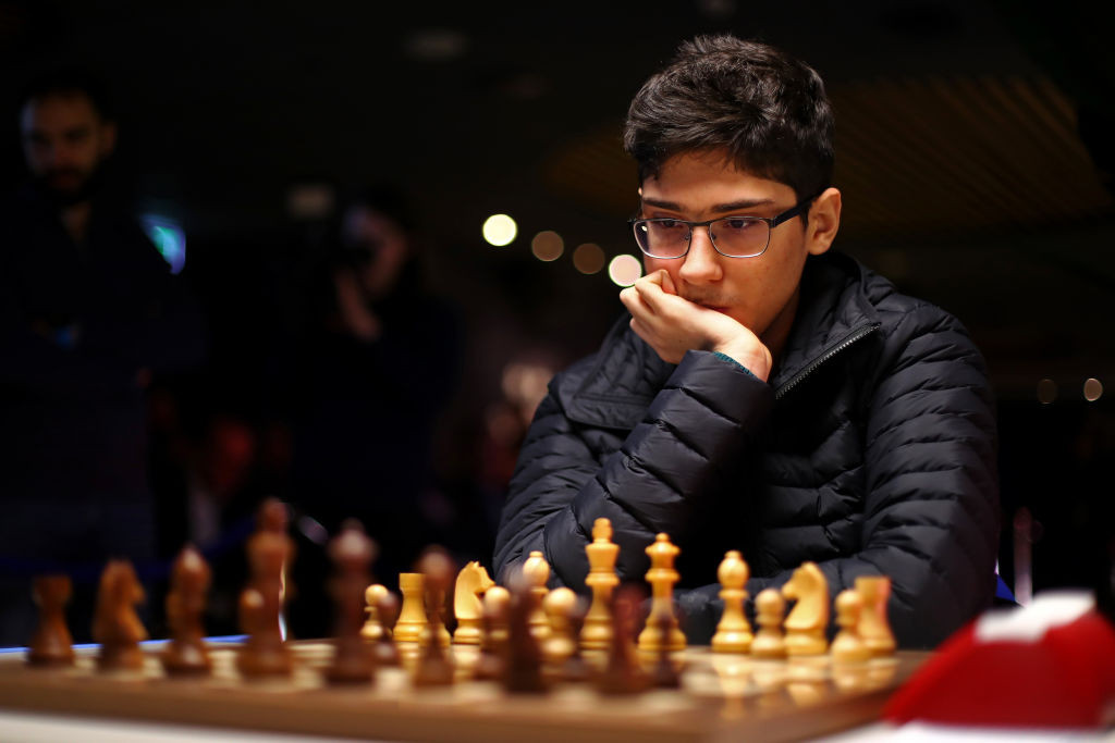 Iran warned boycott of matches against Israelis will lead to International Chess Federation ban