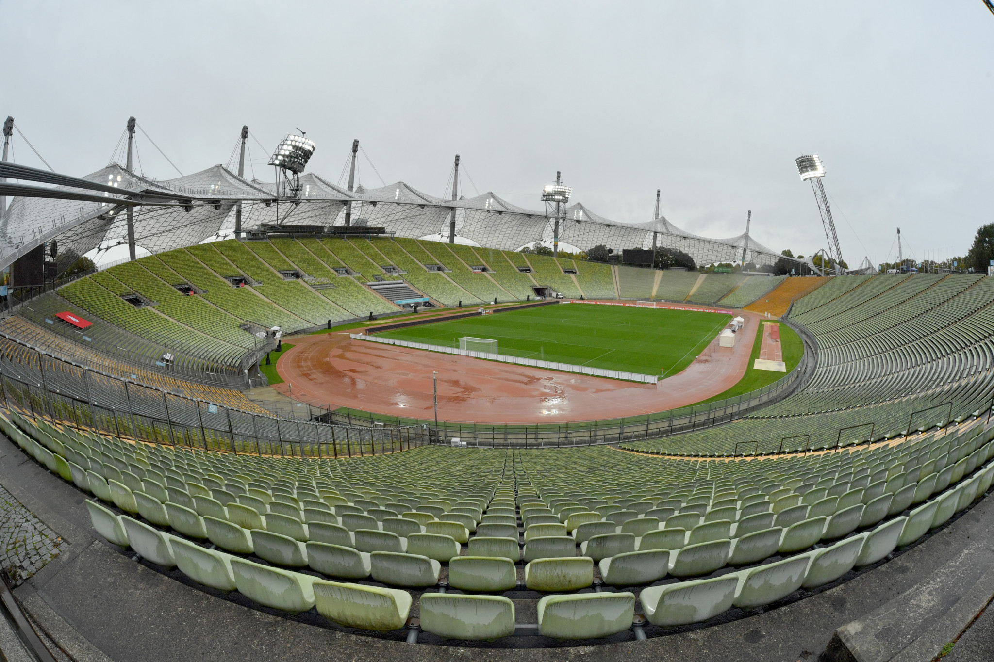 Athletics events will take place at the Olympic Stadium during the 2022 European Championships ©Getty Images
