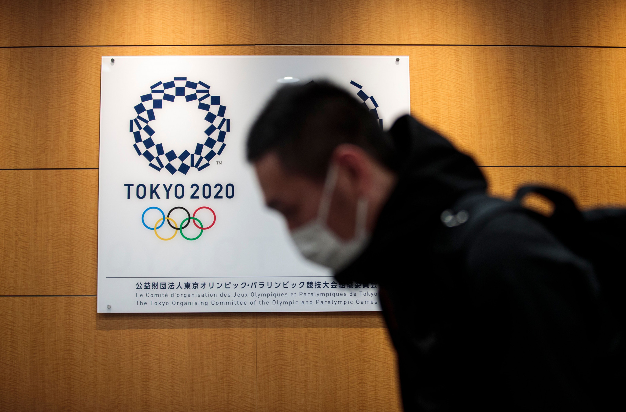 """Tokyo 2020 delivery officer Hidemasa Nakamura revealed the Organising Committee felt """"relief"""" at news of a vaccine for COVID-19 ©Getty Images"""