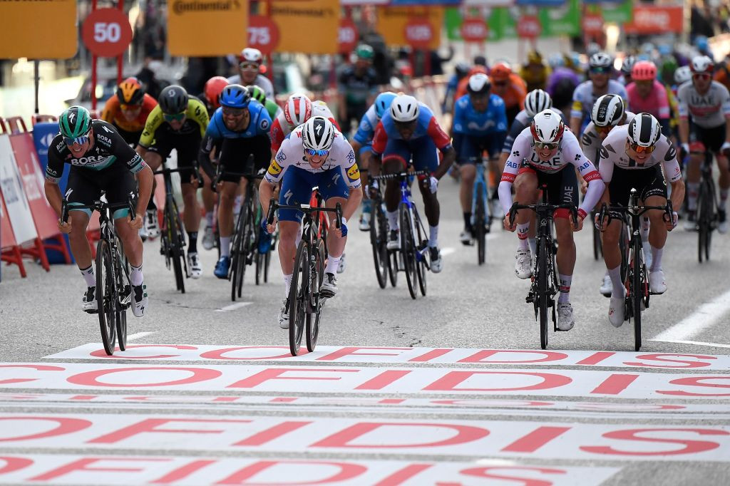 The international cycling season concluded with the Vuelta a España - which the UCI has hailed as a success, despite the problems caused by coronavirus ©Getty Images