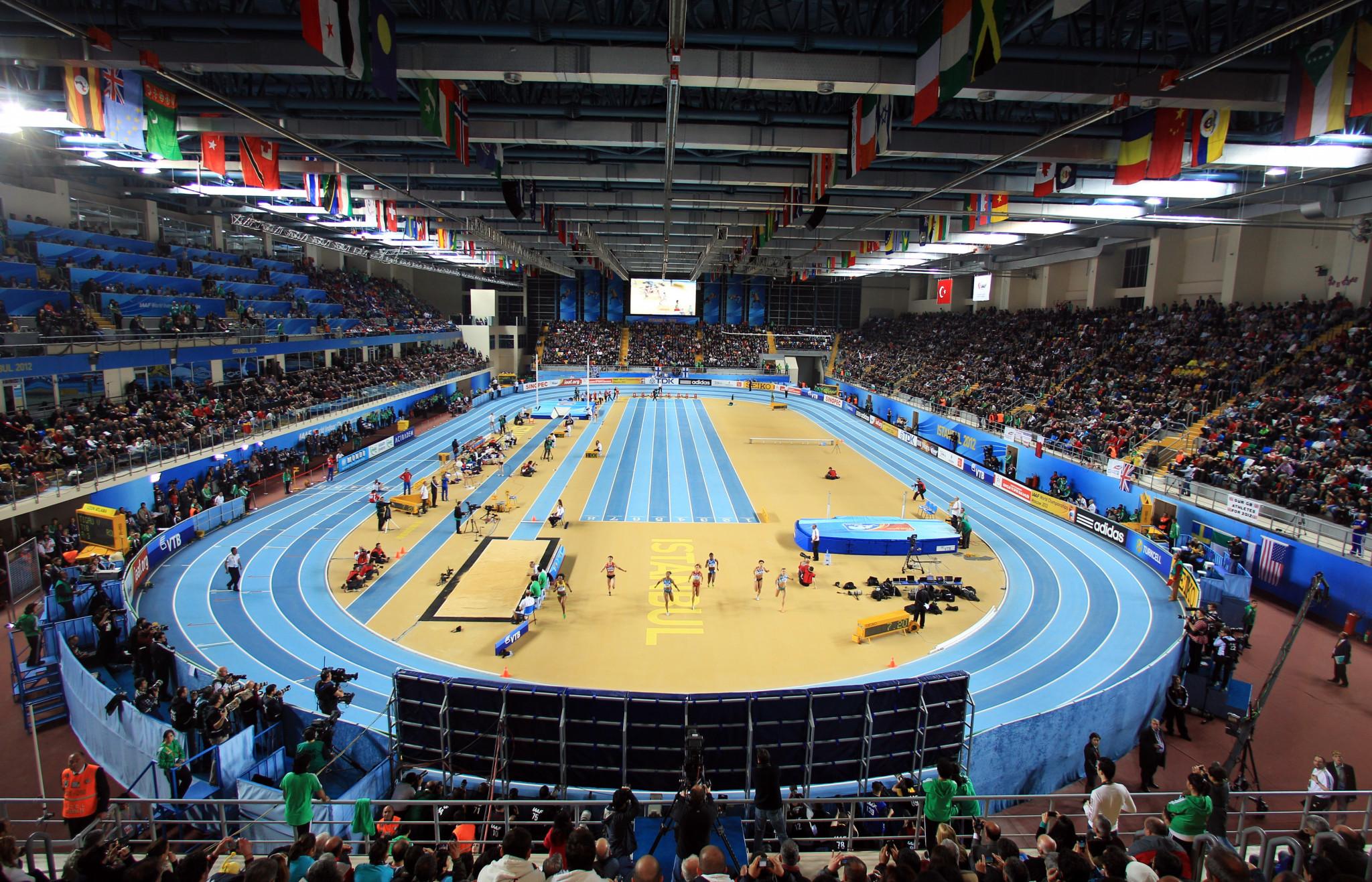 Istanbul to host 2023 European Athletics Indoor Championships