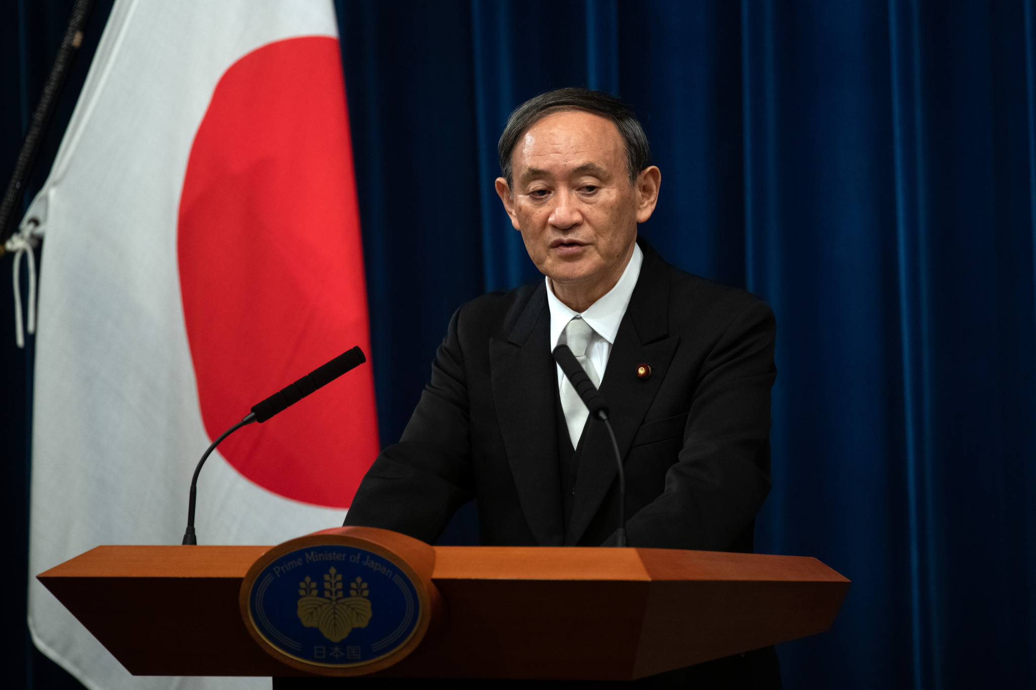 South Korean spy chief proposes summit between world leaders during Tokyo 2020 Olympics