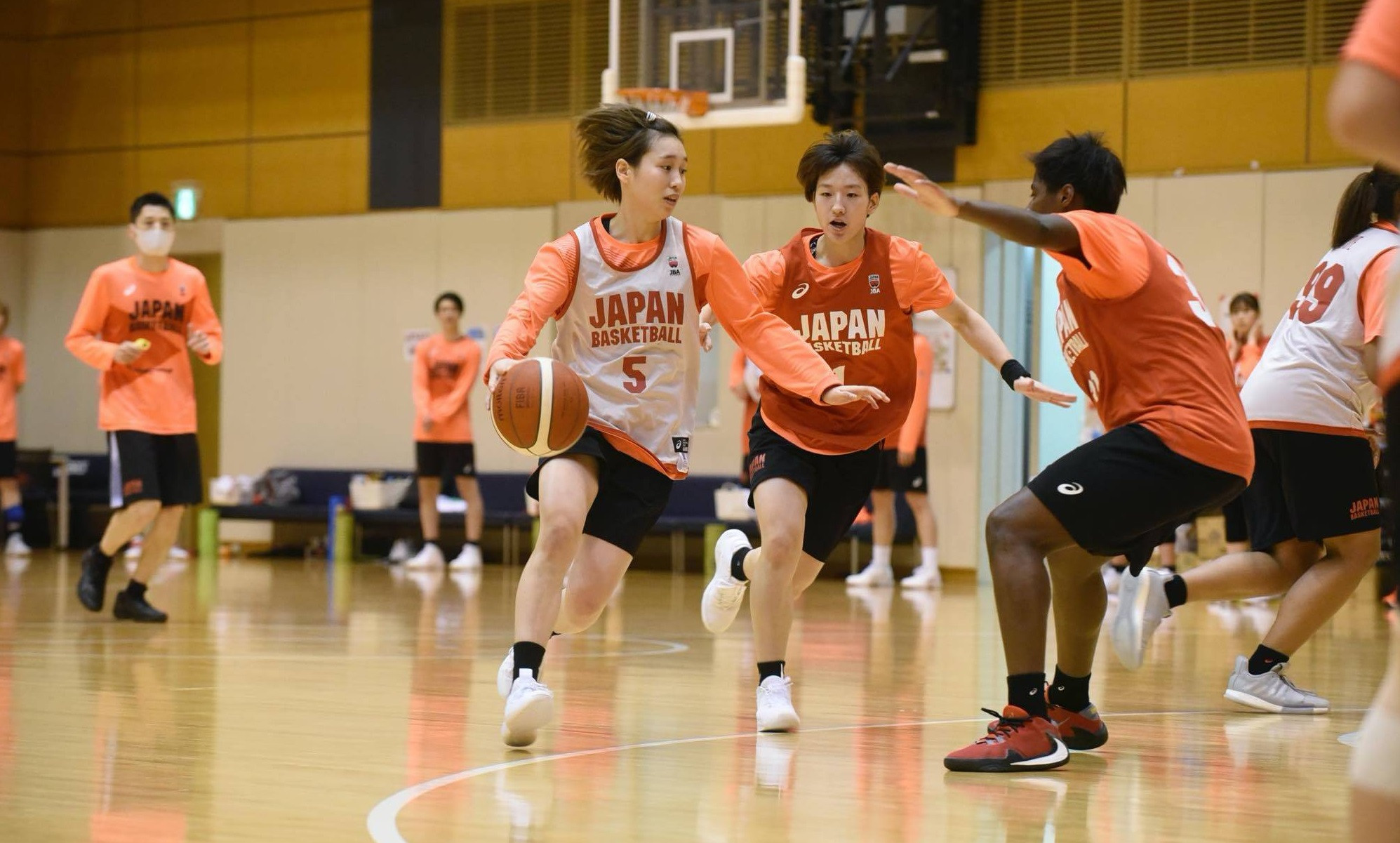 Japan women's basketball team eye new talent to replace Osaki and Yoshida
