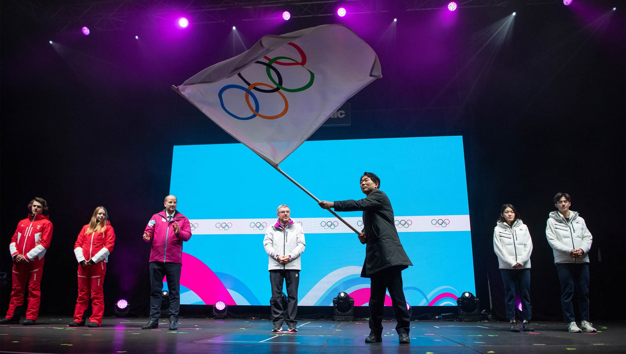 Gangwon asks North Korea to co-host 2024 Winter Youth Olympic Games