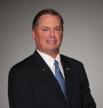Jim Richerson has been elected President of the PGA of America ©PGA of America