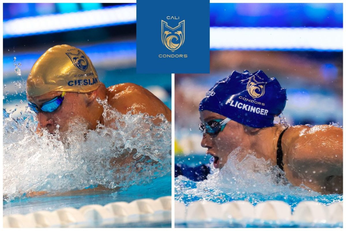 International Swimming League moves to knockout stage with start of semi-finals