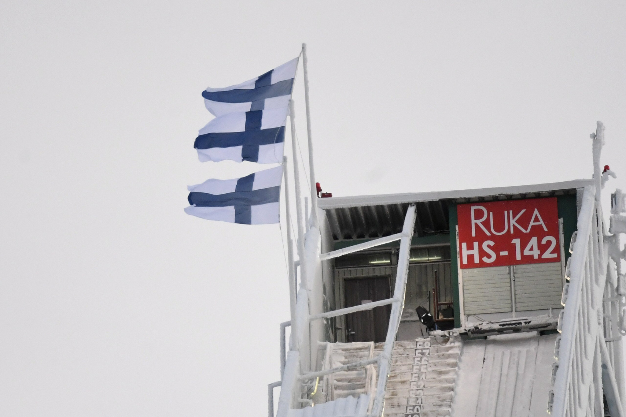Snow conditions in Ruka are expected to be good enough for competition to go ahead ©Getty Images