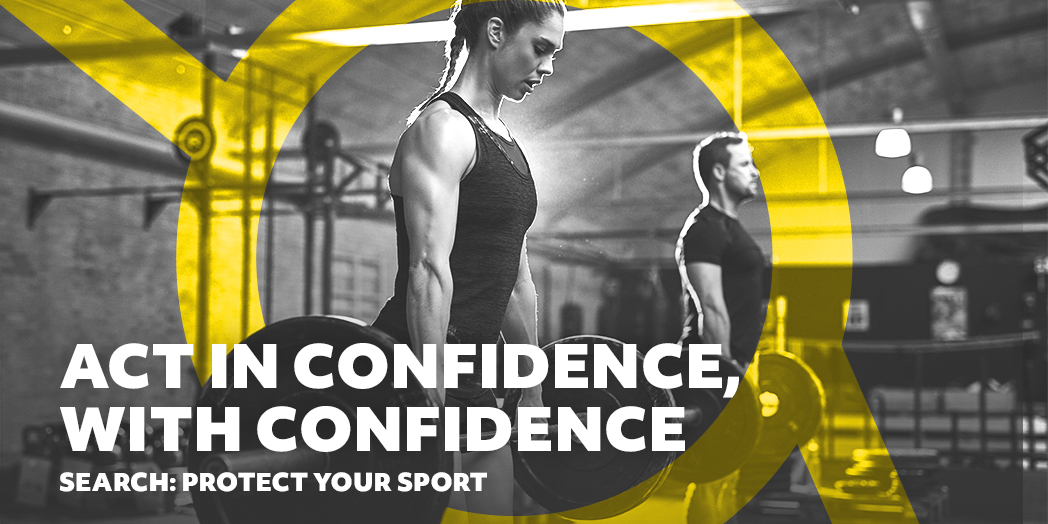UKAD said the campaign has been launched to highlight the various ways an athlete, coach or anyone with a suspicion can speak out in confidence ©UKAD
