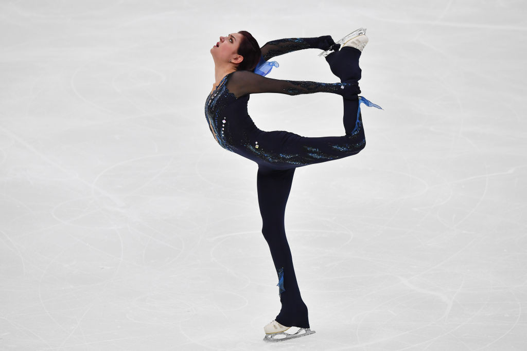 Medvedeva ruled out of ISU Grand Prix of Figure Skating event in Moscow