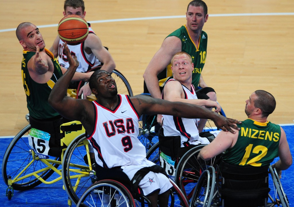 United States men's wheelchair basketball squad cut to 16 following first Rio 2016 selection camp