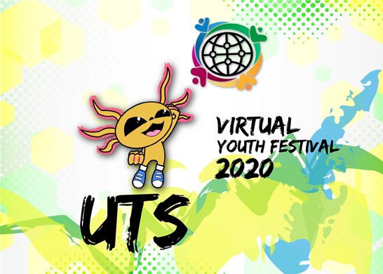 More than 80 organisations have come together to organise the UTS Virtual Youth Festival 2020 ©UTS